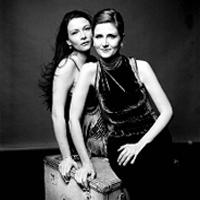 Anna y Ines Walachowski