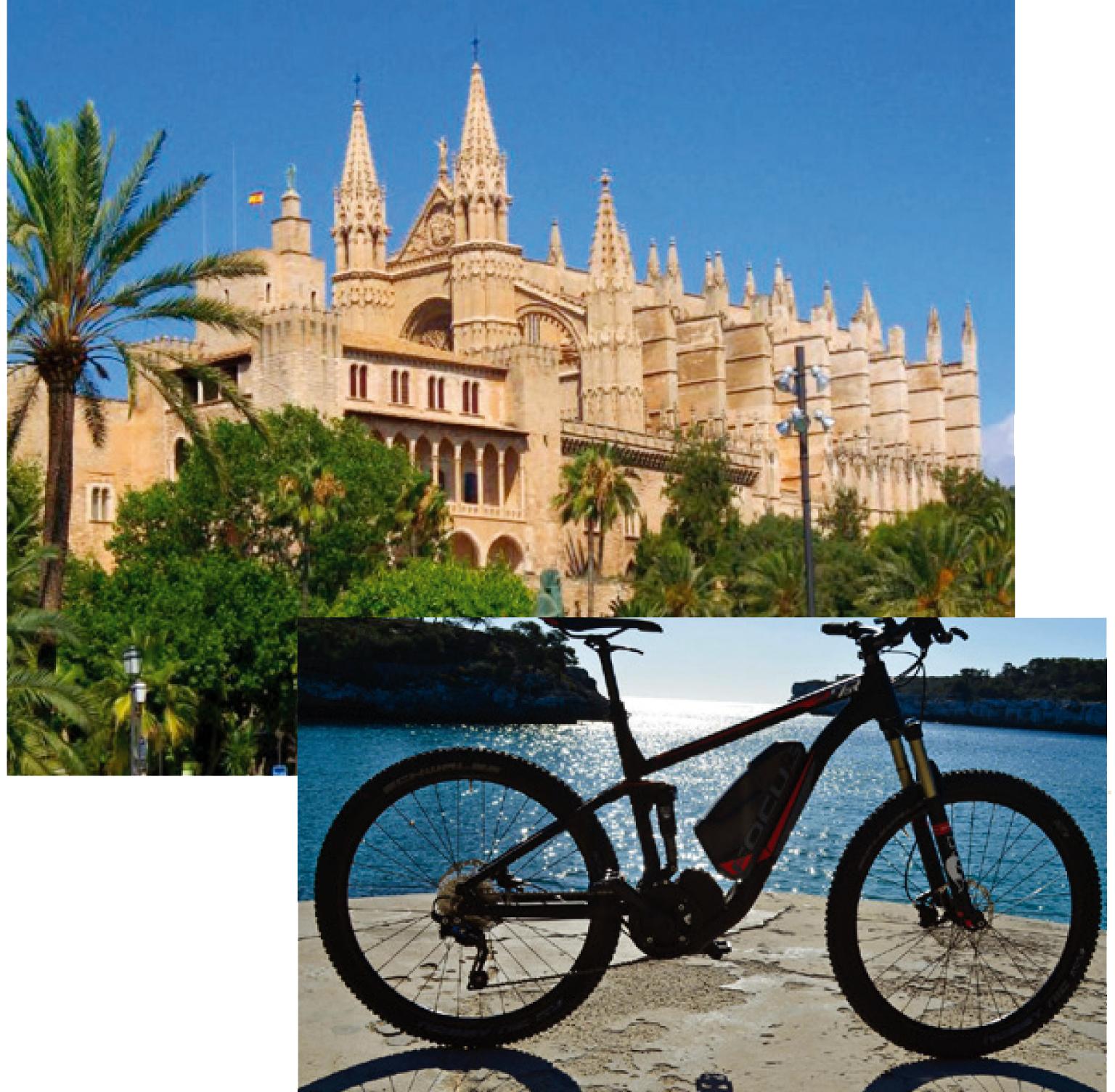 Peter Haudenschild-Dürst KulturRad ab 08.09. @ Lloret de Vistalegre | Illes Balears | Spanien