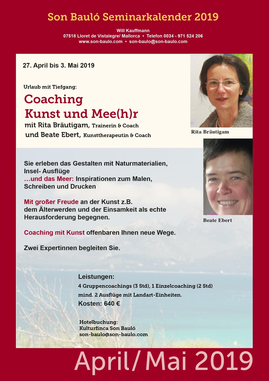 Coaching Kunst und Mee(h)r