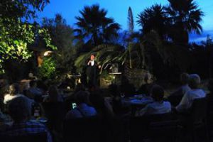 Artur Frank Show Poolparty 25.07 @ Kulturfinca Son Bauló | Illes Balears | Spanien