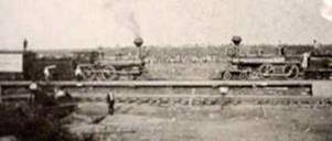 Thomas Herbrich Eisenbahnunfall von Crush (Texas)