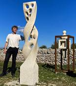 Norbert Jäger neue Skulpturen @ Kulturfinca Son Bauló, Lloret de Vistalegre | Illes Balears | Spanien